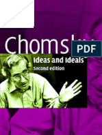 Chomsky Ideas and Ideals 2nd Ed