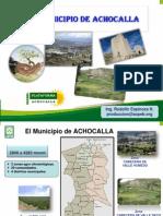 ECODEL Plataforma Achocalla