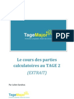 e Book Calculatoires Tage 2 Extrait