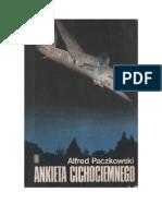 Paczkowski, Alfred - Ankieta cichociemnego - 1987 (zorg)