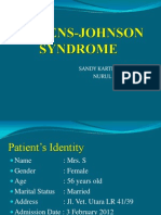 Mini Poster - Stevens Johnson Syndrome