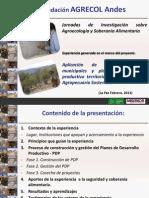 Fundación AGRECOL Andes