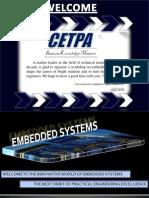 Summer Training Embedded System