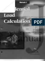 ACCA Manual J - Residential Load Calculation