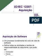 ISO/IEC 12207 - Processo de Aquisicao