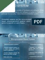 Summer Training - Embedded System