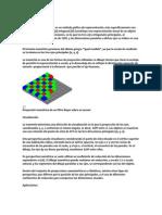 Proyección isométrica