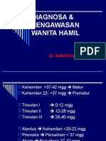 Diagnosis & Pengawasan Kehamilan (2)