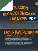 Situacion Socieconomica de Las Mypesss