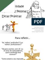 Tema 6 - Marketing Pessoal