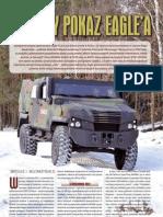 Light Tactical Vehicle Eagle