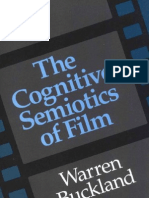 Buckland Cognitive Semiotics of Film