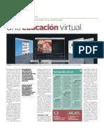Una educación virtual