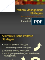 Bond Mgmt Strategy