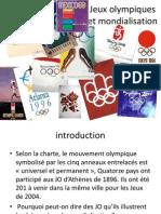 Jeux Olympiques Et Mondialisation