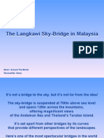 The Langkawi Sky-Bridge in Malaysia Music