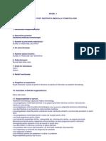 Model Fisa Post - Asistent Medical Stomatologie