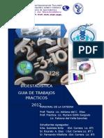 BIOESTADISTICA -GUIA DE TRABAJOS PRACTICOS 2012.doc