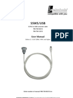 Manual Ssw5 Usb 2