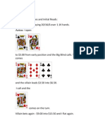 Hand 8 - Card Images