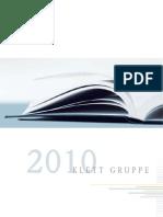 Klett Imagebroschuere 2010