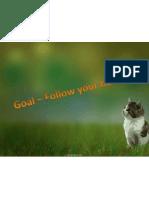 Goals - Follow Ur Heart