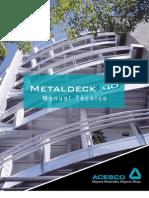 Manual Tecnico Metaldeck FINAL-Dic102012