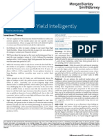 Reaching for Yield Intelligently