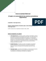 Libro Intencionalidad Editorial.