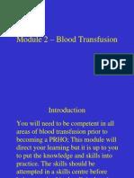 Day2 Blood Transfusion