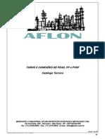 AFLON - Tubos e conexões de PEAD, PP e PVDF
