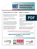 Growsmart 2013 Brochure