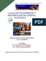 Linea de Transmision yDistribucion de Energia