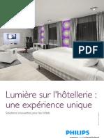 Brochure Hotellerie 2010