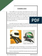 HANS -Head Restraint-seminar Report