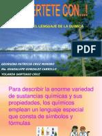 Presentacion Formulas
