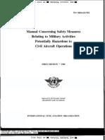 Doc9554 Military Manual