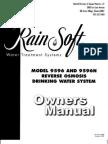 (RainSoft)95-96n reverseosmosisownersmanual.pdf