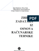 Zbirka Zadataka Iz Osnova Racunarske Tehnike
