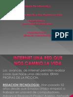 Internet Una Red Que Nos Cambio La Vida