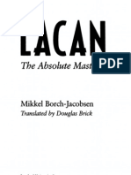 Borch Jacobsen Lacan the Absolute Master