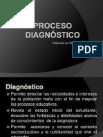 Proceso diagnóstico