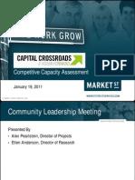 Presentation for Public Meeting 1-19-2011
