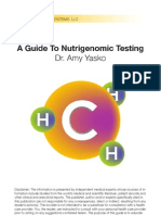 Guide to Nutrigenomic Testing