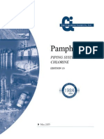 Pamphlet 6 Piping Systems for Dry Chlorine - Ci