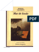 Highsmith Patricia- Mar de Fondo