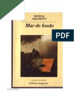Highsmith Patricia- Mar de Fondo