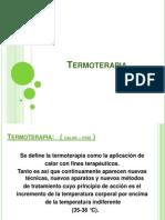 Termoterapia - Sem 3
