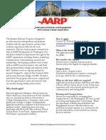 AARP Summer Scholars