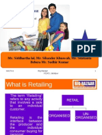 Big Bazaar Case Study 2009